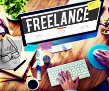 Freelancers Create A New 9-to-5 Environment